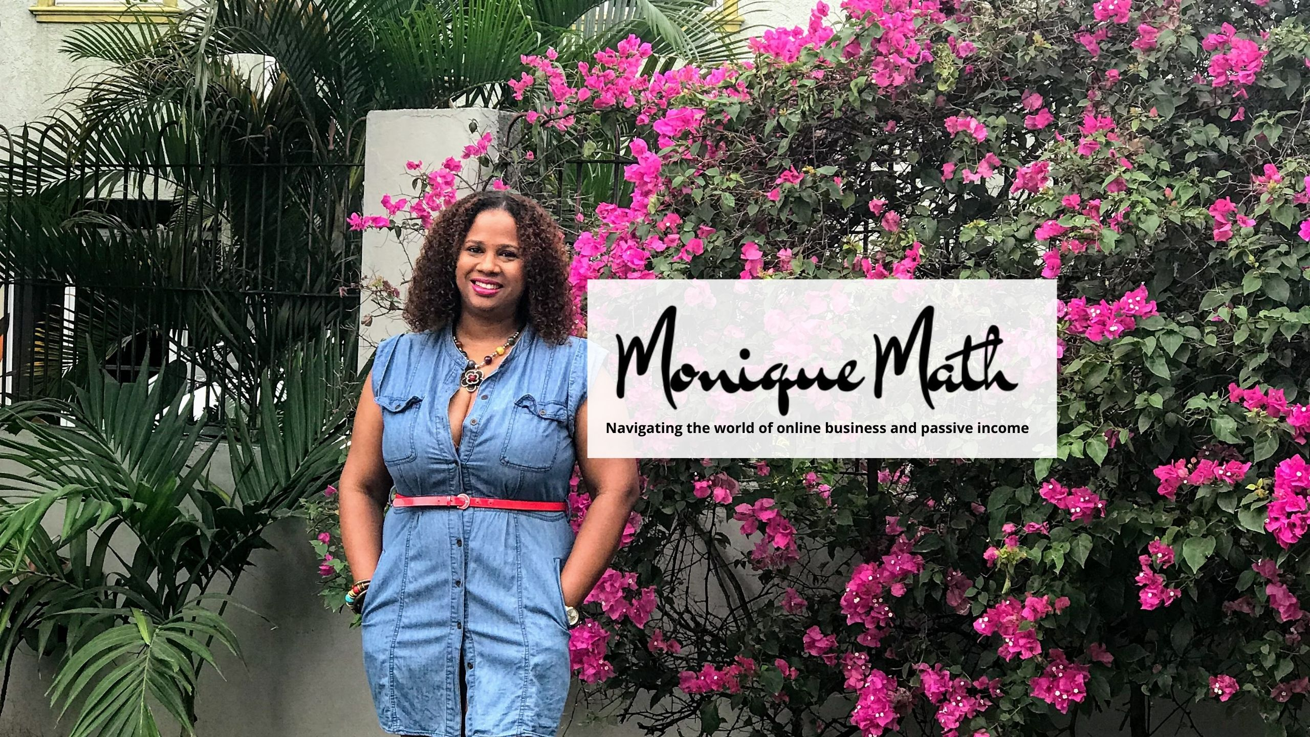 monique math